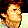 Karl Urban - rawr icon by poundingonthedoor
