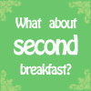 LOTR - second breakfast icon by poundingonthedoor