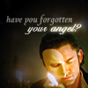 POTO - forgotten angel icon by poundingonthedoor