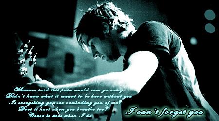 Matt Walst - CFY lyric banner by poundingonthedoor