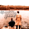 SPN - life could be.. icon by poundingonthedoor