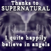 Thanks to SPN - angels icon by poundingonthedoor