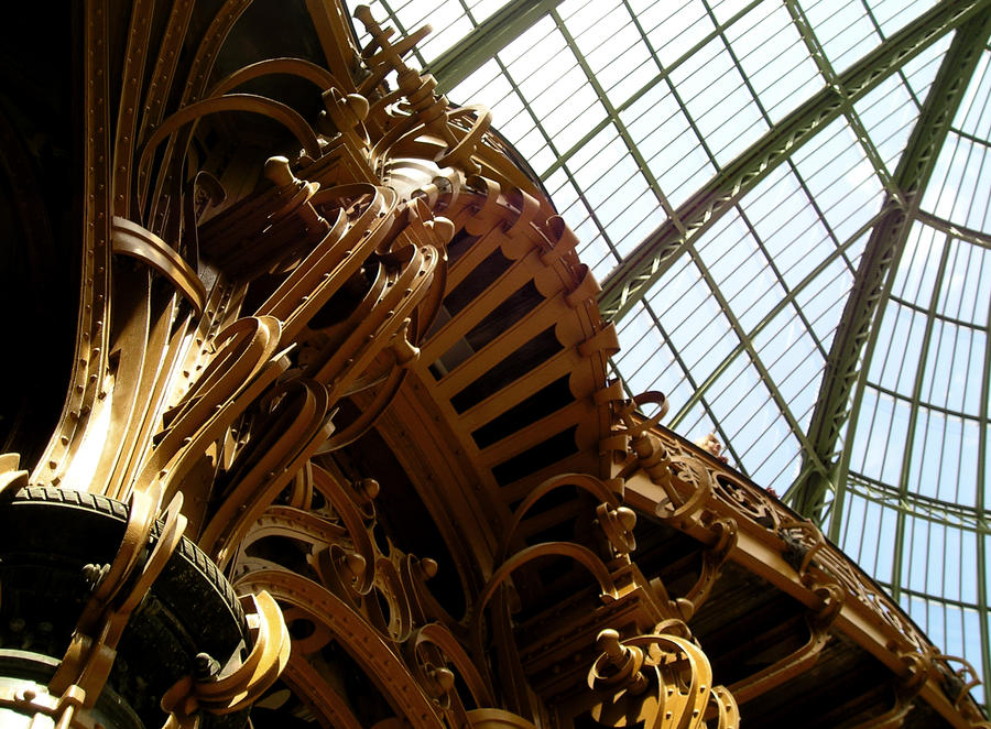 Grand Palais 1 by hecestmoi