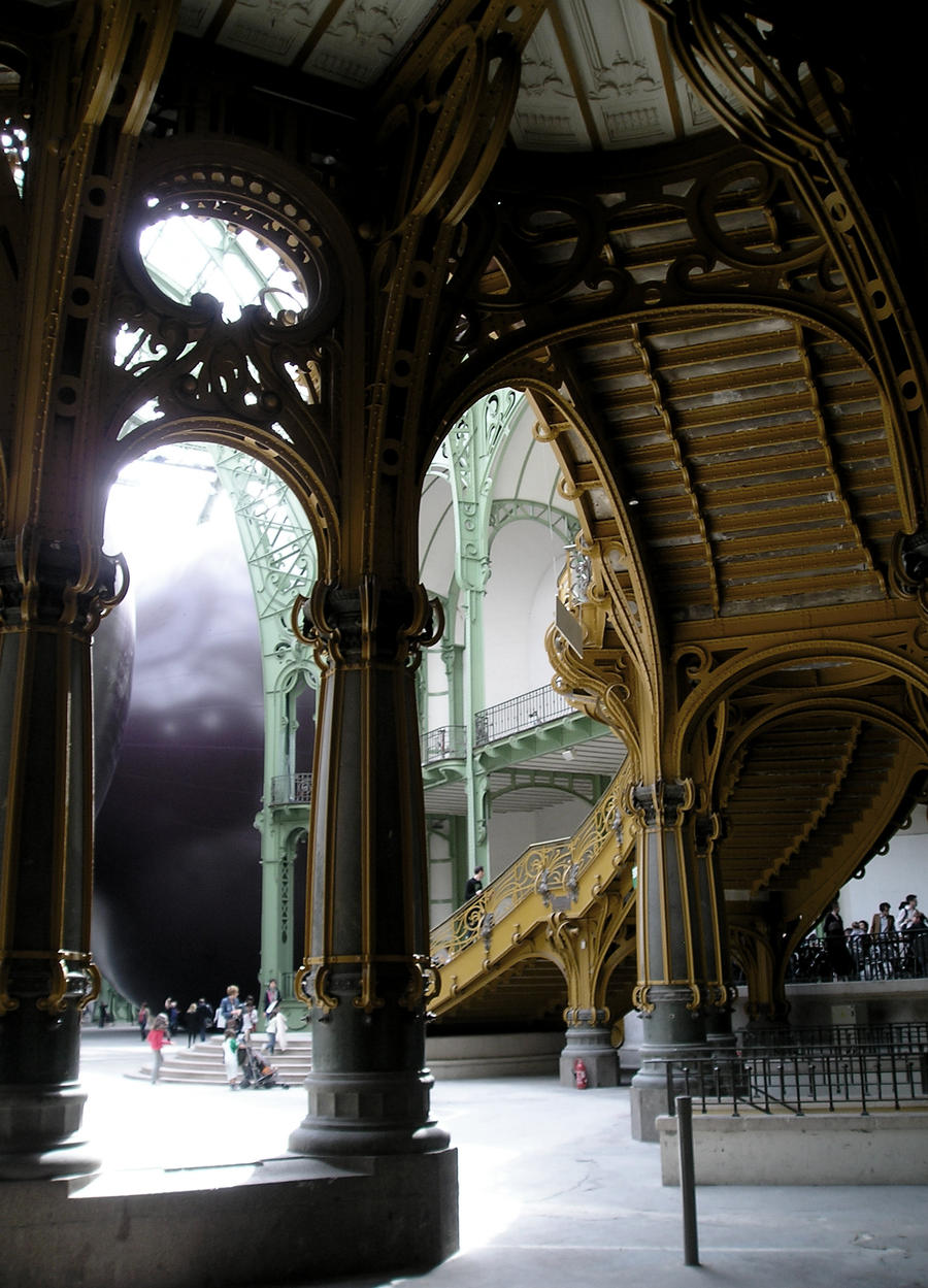 Grand Palais 8 by hecestmoi