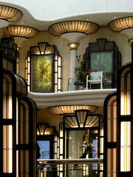 Harrods store 2 by hecestmoi