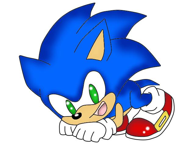 Sonic Hedgehog Kid By Mix1002 On Deviantart