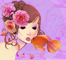 kissyfish by kitton