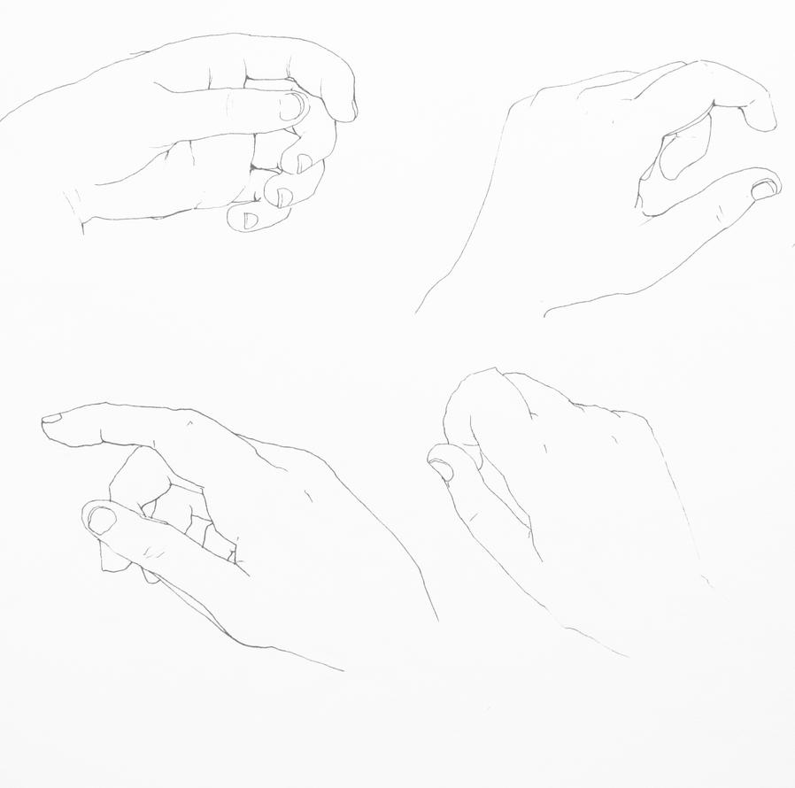 Hands by kitton