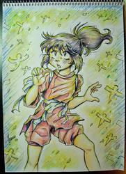 Chihiro by reactormako