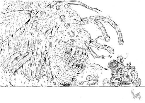 Bug Monster