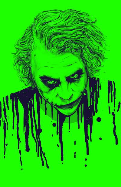 The Joker by nicebleed83