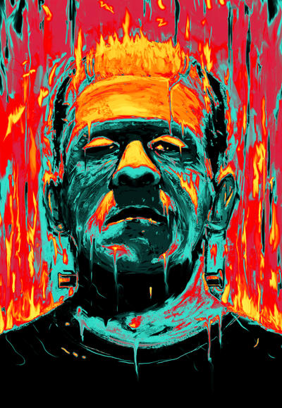 Frankenstein by nicebleed83