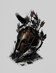 Legends Fall by NicebleedArt