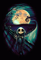 The Scream Before Christmas by NicebleedArt