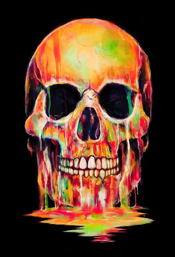 Dye Out by NicebleedArt