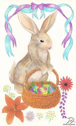 Easter 2011 by CitizenOfZozo-art