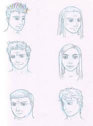 Halcyon sketches 2