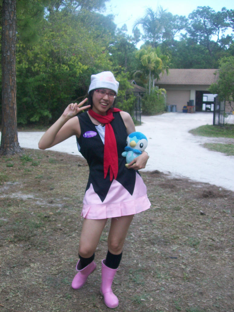 Pokemon Dawn Cosplay by CronaBaby ...  sc 1 st  DeviantArt : dawn from pokemon costume  - Germanpascual.Com