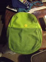 Finn Fionna Back Pack 1 by MishaCosplay