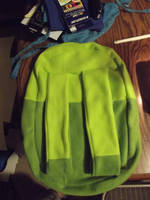 Finn Fionna Back Pack 2 by MishaCosplay