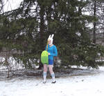 Fionna's backpack