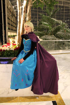 The Queen of Arendelle