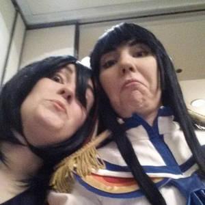 Satsuki and Ryuuko