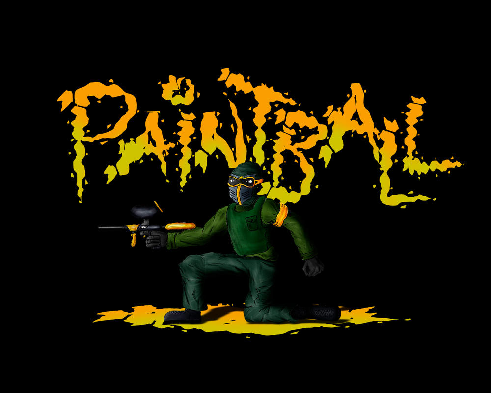 -Paintball by outthere