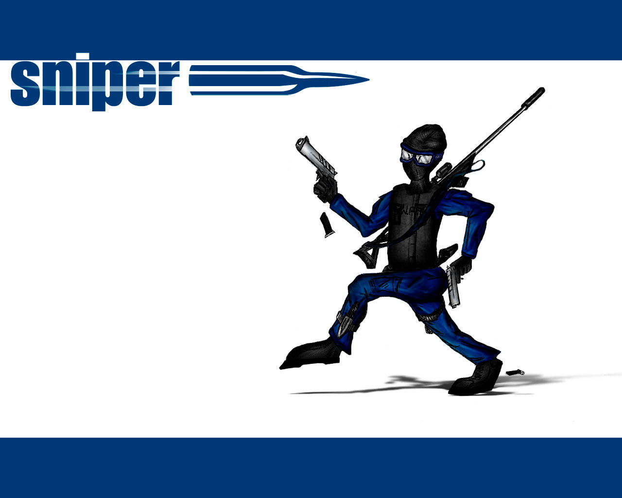 -Sniper Sketch by outthere