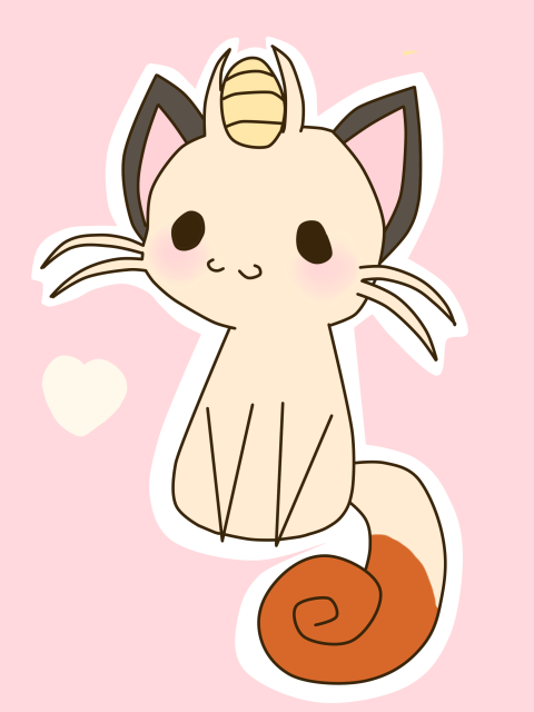 Meowth that's right by KawaiisexuaI