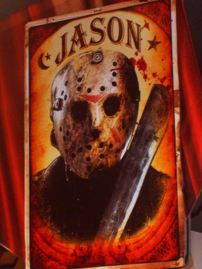 Jason Voorhees by Criss-Angel-lover