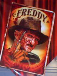 Freddy Krueger YAY by Criss-Angel-lover