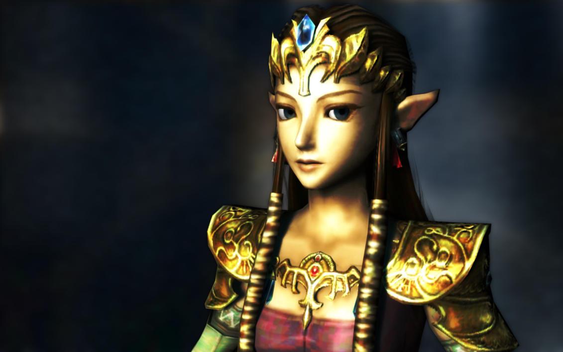 Zelda Wallpaper and sneek peek by guru9898