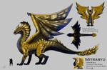 Mitraryu - Monster Hunter Fan Concept