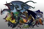 All Fan-made Monsters (So Far)