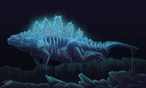 Ghost Godzilla