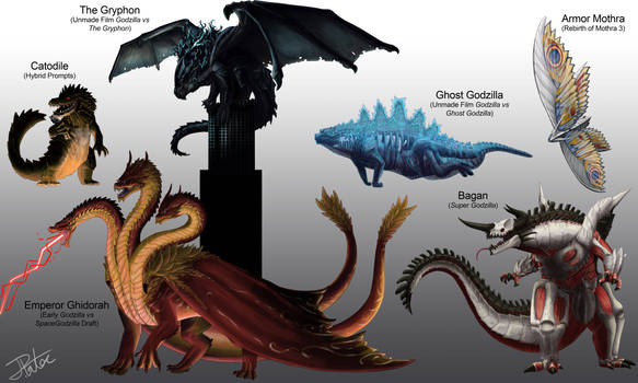 Kaiju Collection June/July 2020