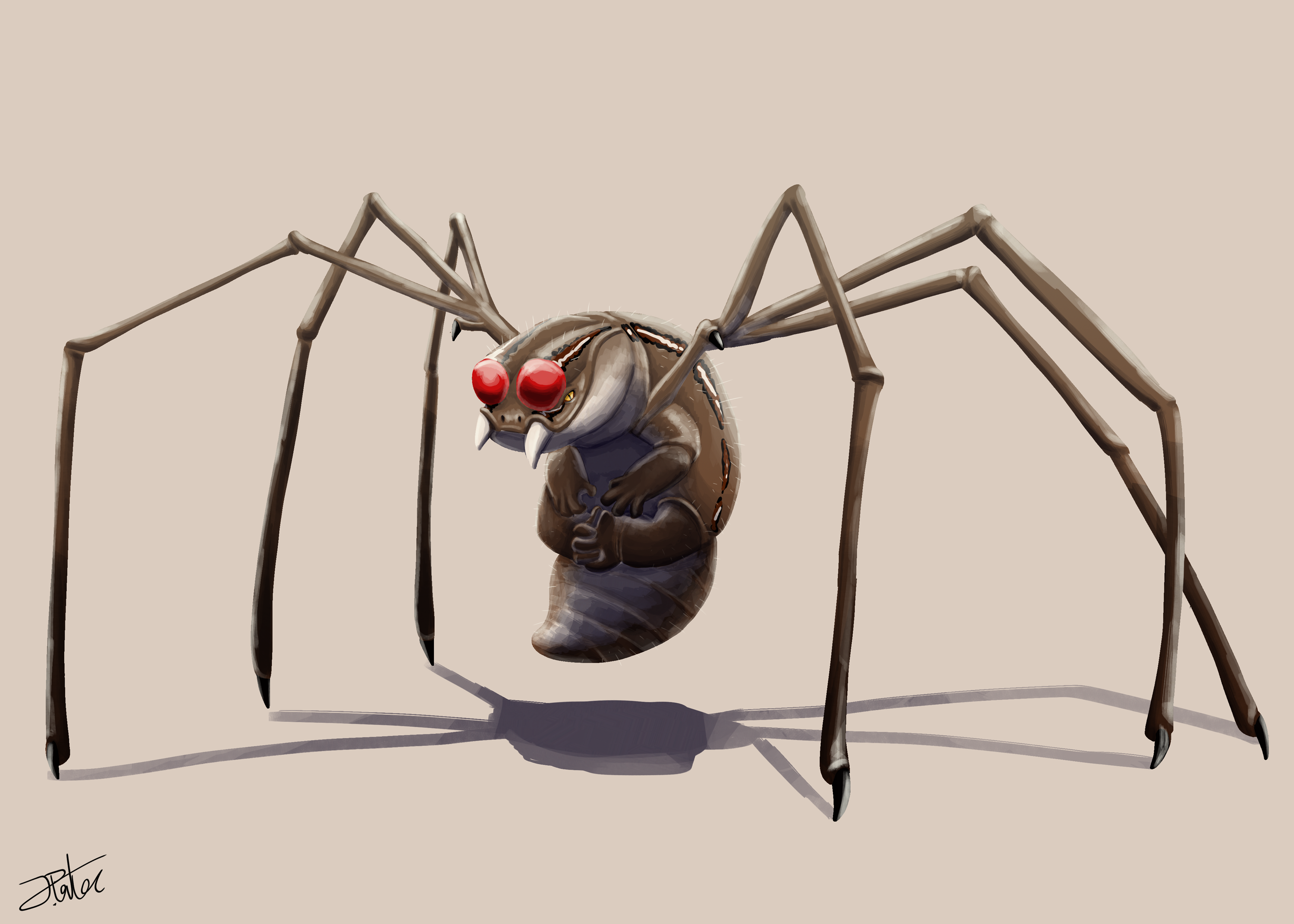 Smaugust: Spider