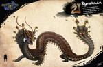 Rymukada - Monster Hunter Fan Concept