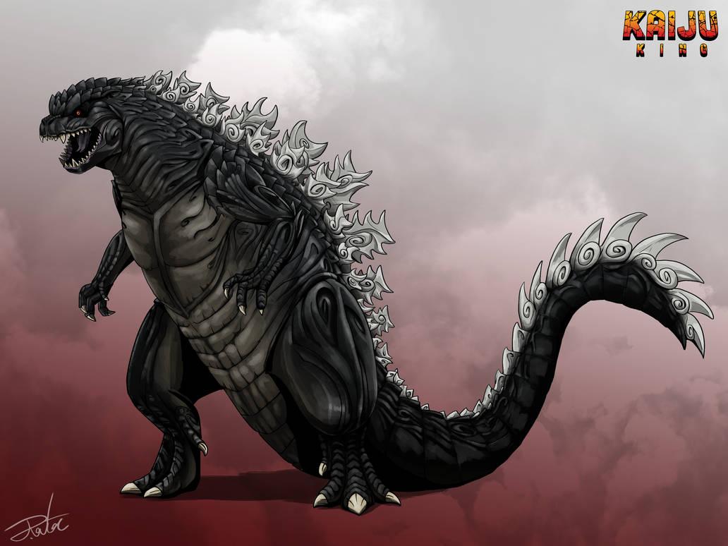 Kaiju King: Godzilla