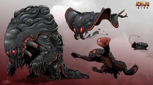 Kaiju King: Hedorah