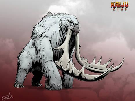 Kaiju King: Siberian Behemoth