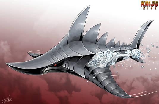 Kaiju King: Zigra