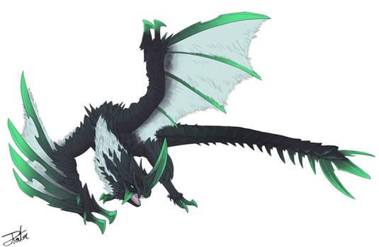 Monster Hunter: Hisuinshi [Commission]