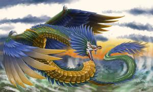 Titanus Quetzalcoatl