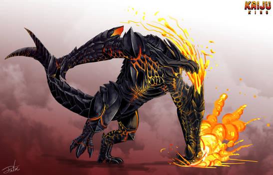 Kaiju King: Obsidius