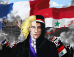 Modern Enjolras - The People by ColonelDespard