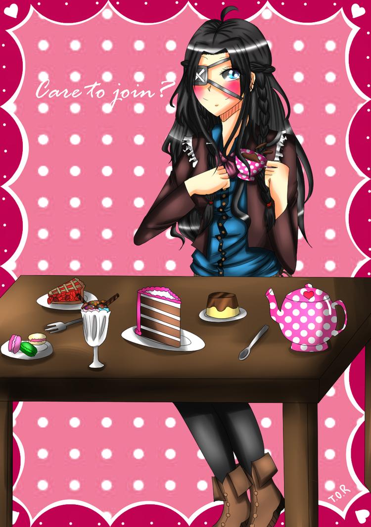 C-A: .:Sweet Tooth:. by rubierubieee