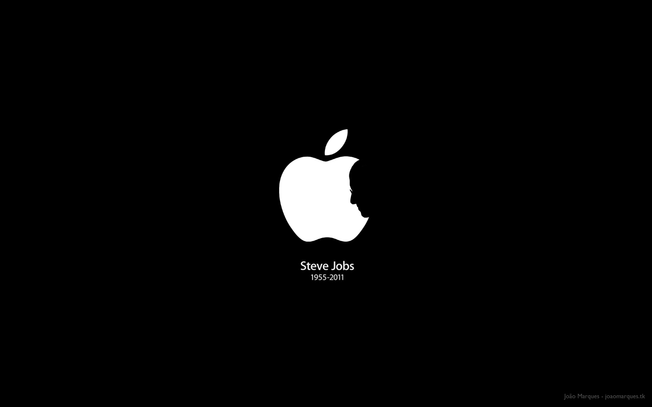 RIP Steve Jobs - wallpaper