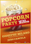 We Are Students Popcorn Party